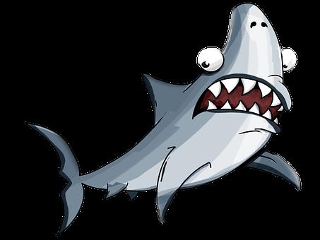 Shark Stickers - 2018 messages sticker-7