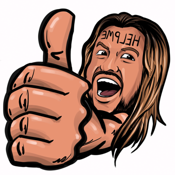 Wrestlemojis messages sticker-8