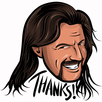 Wrestlemojis messages sticker-4