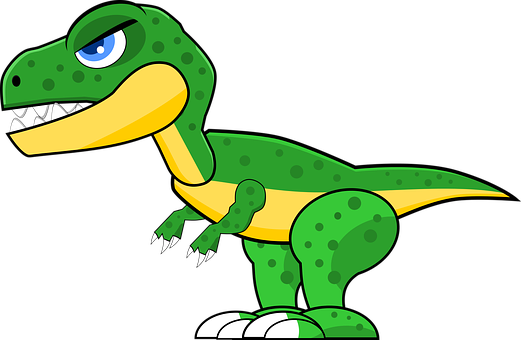 Dinosaur Stickers - 2018 messages sticker-5