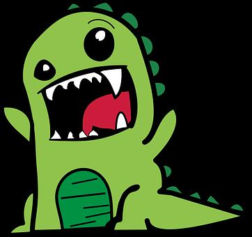 Dinosaur Stickers - 2018 messages sticker-3