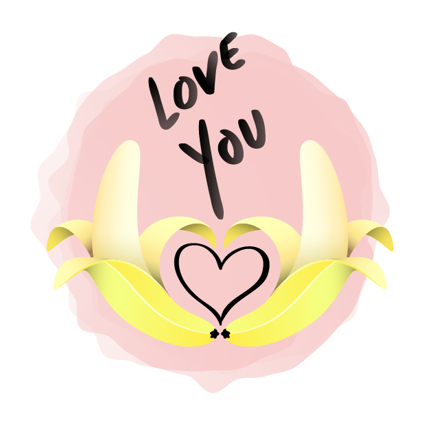 Just Banana messages sticker-4