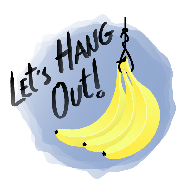 Just Banana messages sticker-1