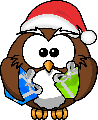 Owl Stickers - 2018 messages sticker-5