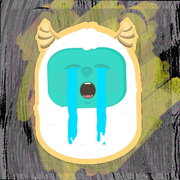 Winston Yeti messages sticker-7