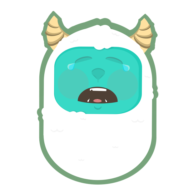 Winston Yeti messages sticker-5