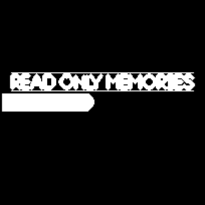 Read Only Memories: Type-M messages sticker-7