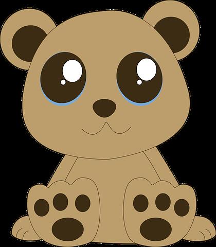 Bear Stickers - 2018 messages sticker-4