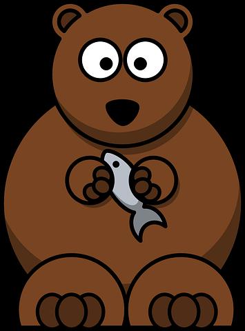 Bear Stickers - 2018 messages sticker-2