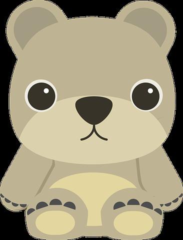Bear Stickers - 2018 messages sticker-1