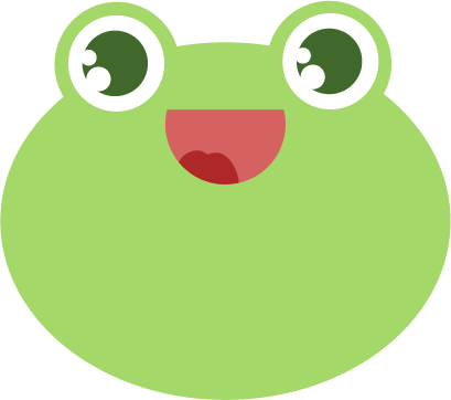 Frog: Smiley Emoji Stickers messages sticker-8