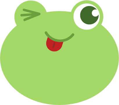 Frog: Smiley Emoji Stickers messages sticker-9
