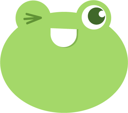 Frog: Smiley Emoji Stickers messages sticker-2
