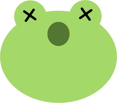 Frog: Smiley Emoji Stickers messages sticker-3