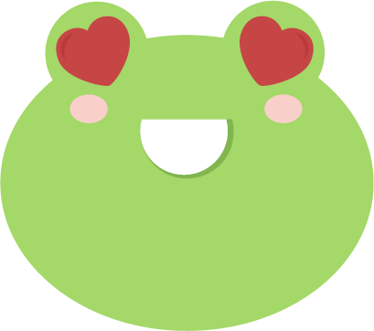 Frog: Smiley Emoji Stickers messages sticker-10