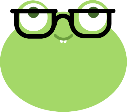 Frog: Smiley Emoji Stickers messages sticker-4