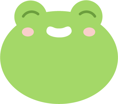 Frog: Smiley Emoji Stickers messages sticker-6
