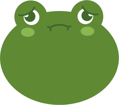 Frog: Smiley Emoji Stickers messages sticker-7