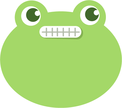 Frog: Smiley Emoji Stickers messages sticker-5