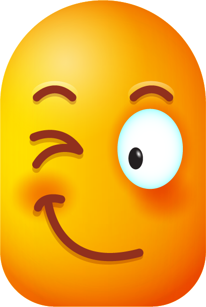 Tall Smiley messages sticker-9