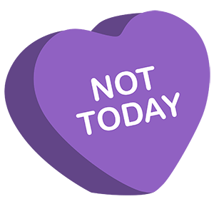 It's Not Me, It's You messages sticker-5