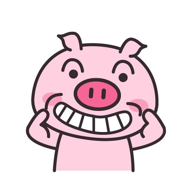 皮特猪 messages sticker-0