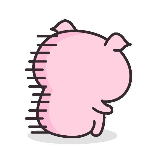 皮特猪 messages sticker-4