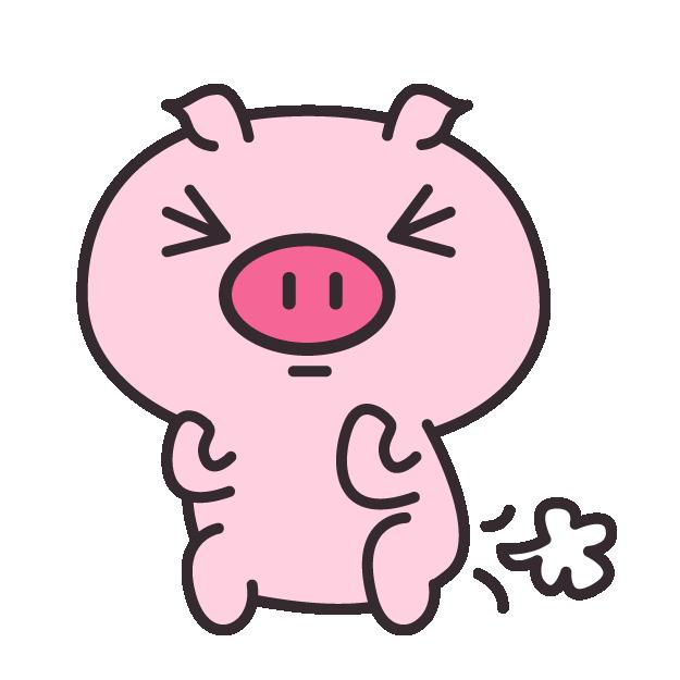 皮特猪 messages sticker-9
