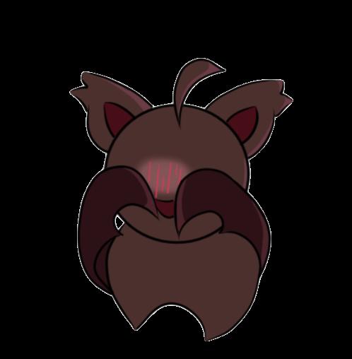 Cute Little Bats messages sticker-9
