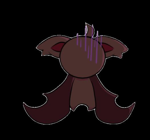 Cute Little Bats messages sticker-7