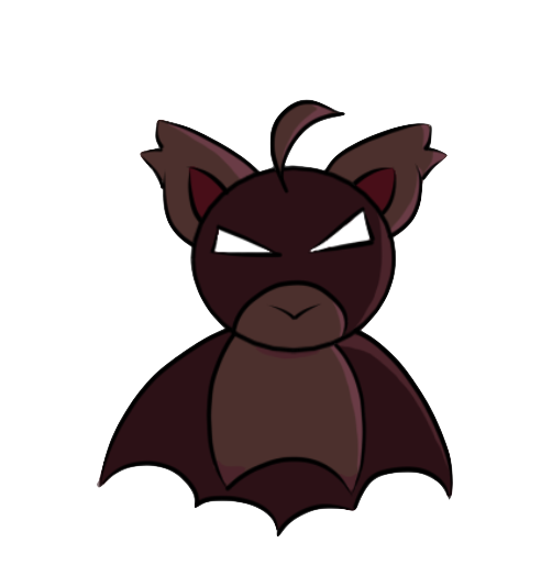 Cute Little Bats messages sticker-4