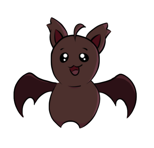 Cute Little Bats messages sticker-9