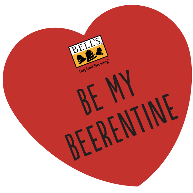 Bell's Beerentines messages sticker-4