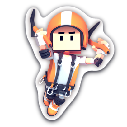 Flick Champions Extreme Sports messages sticker-9