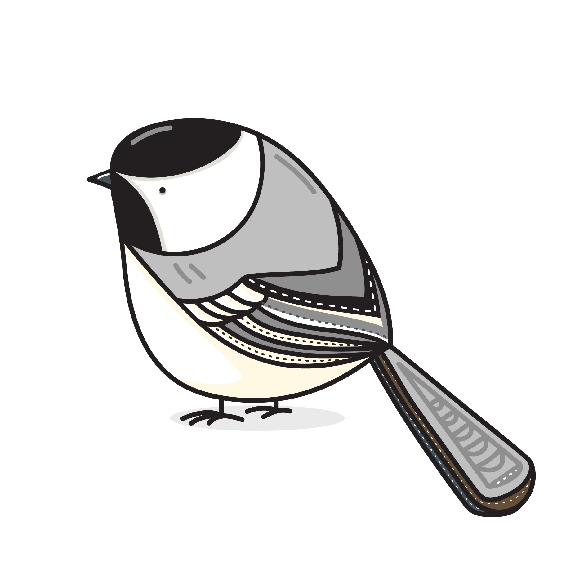 Bird Nerds Stickers messages sticker-6