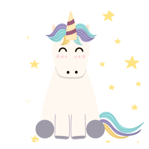 Silly Unicorns messages sticker-3