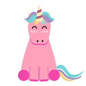Silly Unicorns messages sticker-0