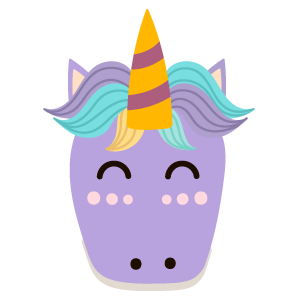 Silly Unicorns messages sticker-6