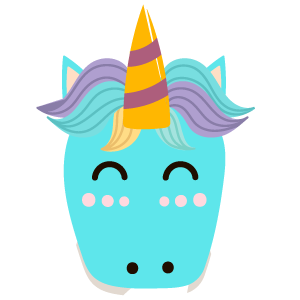 Silly Unicorns messages sticker-5