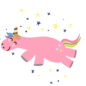 Silly Unicorns messages sticker-11
