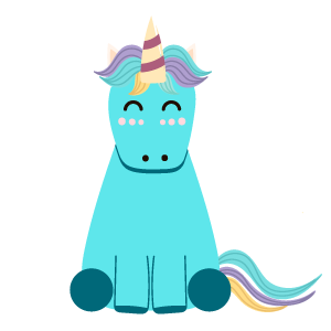 Silly Unicorns messages sticker-2