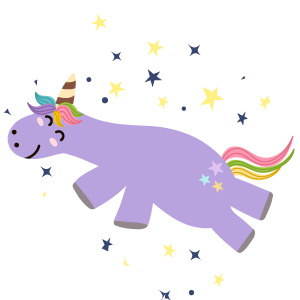 Silly Unicorns messages sticker-9
