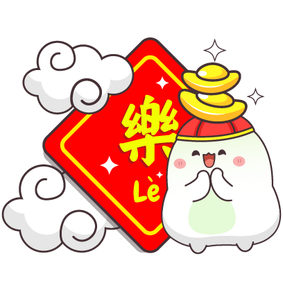 Chinese New Year Tobi messages sticker-3