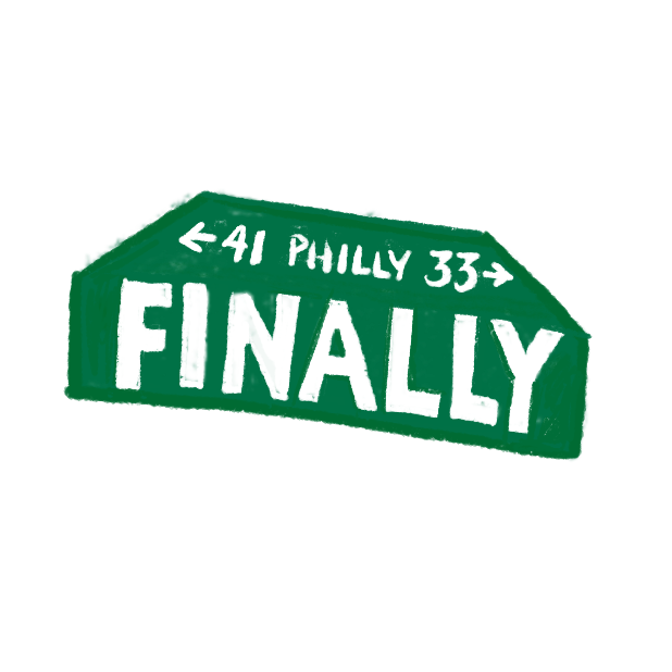 Philly Proud AF messages sticker-8