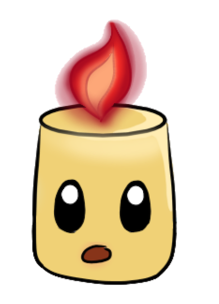 Candle Stickers messages sticker-10