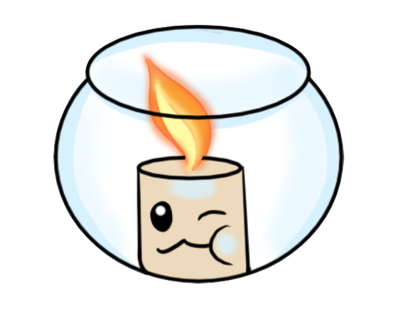 Candle Stickers messages sticker-4