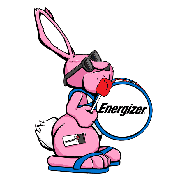 Energizer Bunny Stickers messages sticker-5