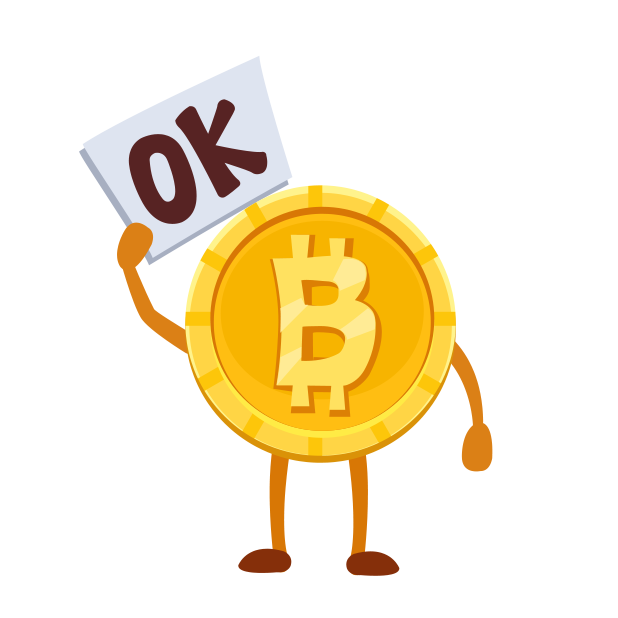 Cryptalk Lite Bitcoin Stickers messages sticker-0