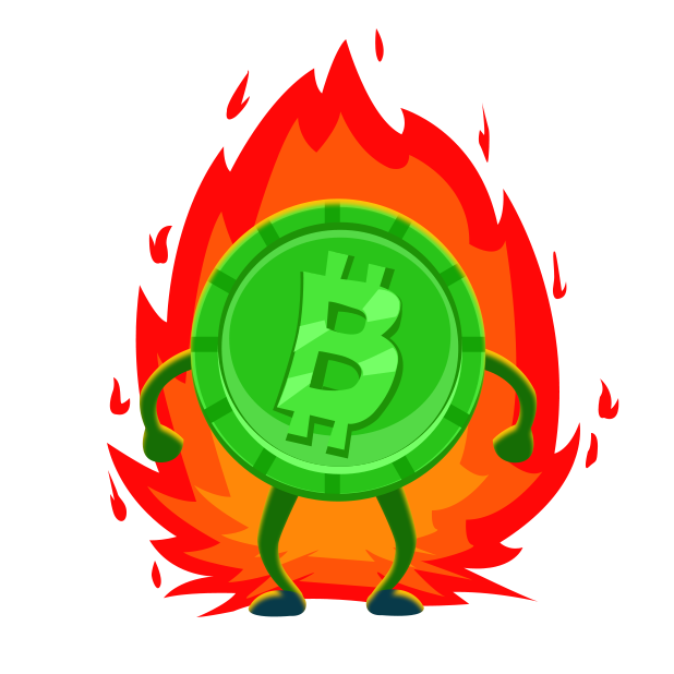 Cryptalk Lite Bitcoin Stickers messages sticker-5