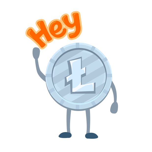 Cryptalk Lite Bitcoin Stickers messages sticker-8